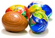 cream eggs