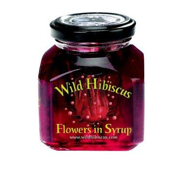 wild hibiscus flowers