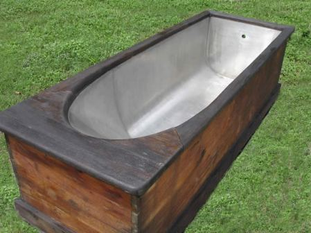 coffin-tub