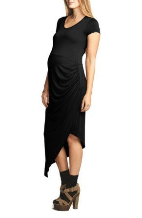 Nordstrom draped dress