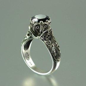 vintage-black-diamond-engagement-rings-black-diamond-engagement-ring1