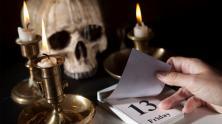 friday the 13th skull