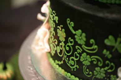 my wedding cake detail